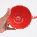 Tazza Jambo ceramica con faccina interni