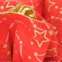 Fogli Pandoro Panettone rosso oro