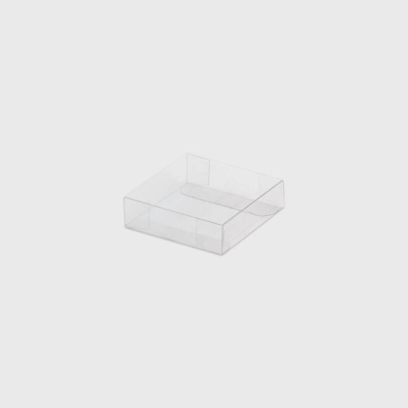 Scatole PVC trasparente