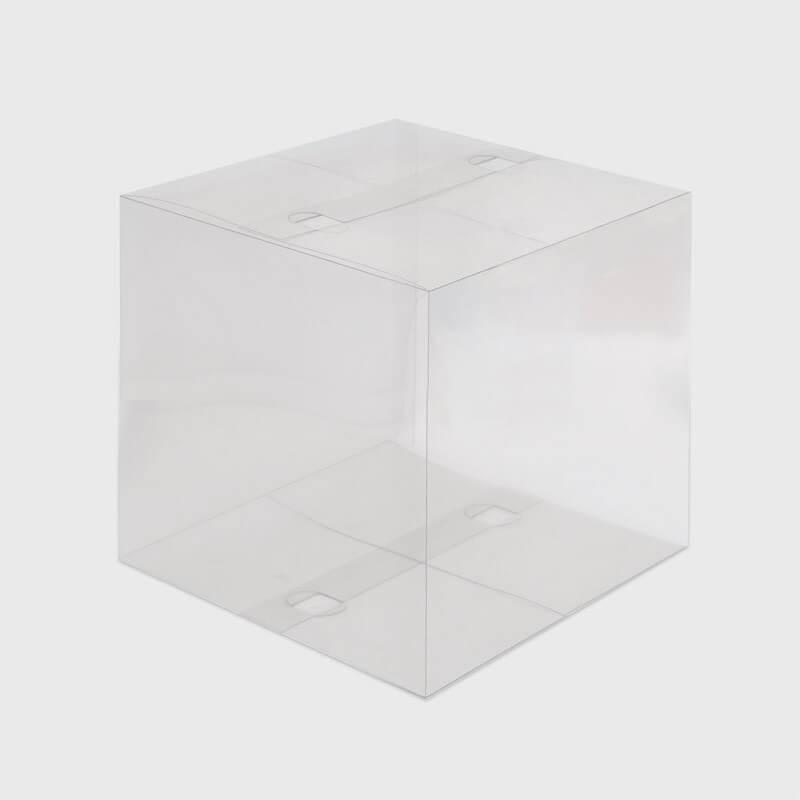 scatole trasparenti