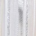 Nastri a strisce dominante argento