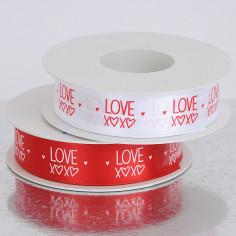 Nastri Raso Love XOXO
