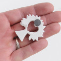 Albero della vita cuore con magnete