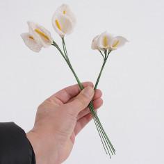 Fiore Calla di lino