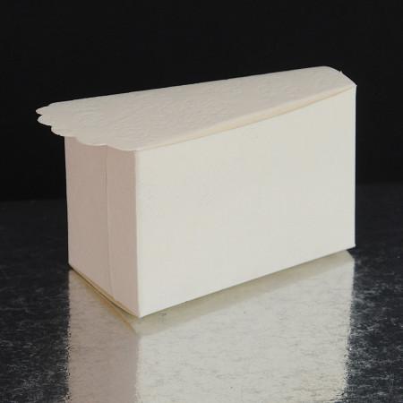 Bomboniera Fetta di Torta in cartoncino