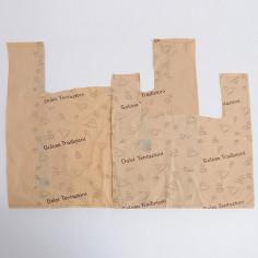 Shopper Biocompostabili per pasticcerie