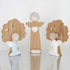 Angeli Legno e Gres