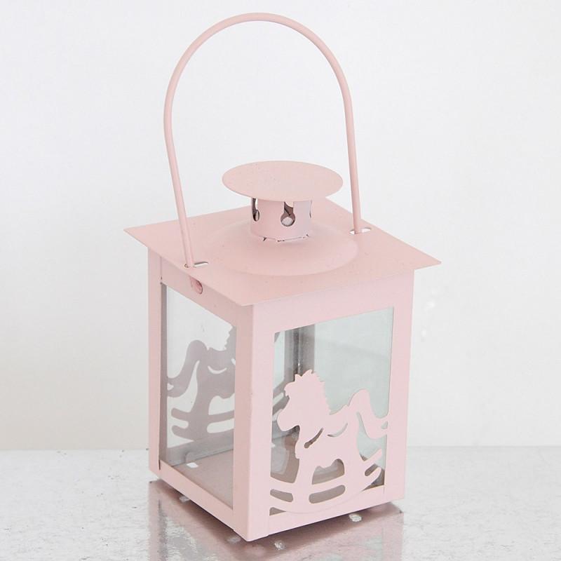Lanterne Cavalluccio rosa