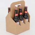 Cesti porta Bottiglie 6 bottiglie