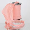 Nastri Decor HD Attorcigliati rosa