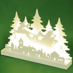 Pannello Paesaggio Natale