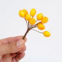 Mazzetto da 12 limoncini ornamentali