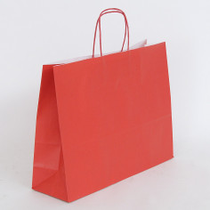 Shopper Carta Red 40x31
