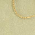 Borsine Glitter con cordino oro