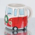 Mug I Love Xmas Van