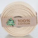 Nastri puro cotone Save the Planet naturale
