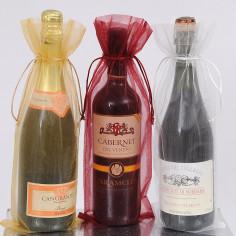Sacchetti Organza Vino