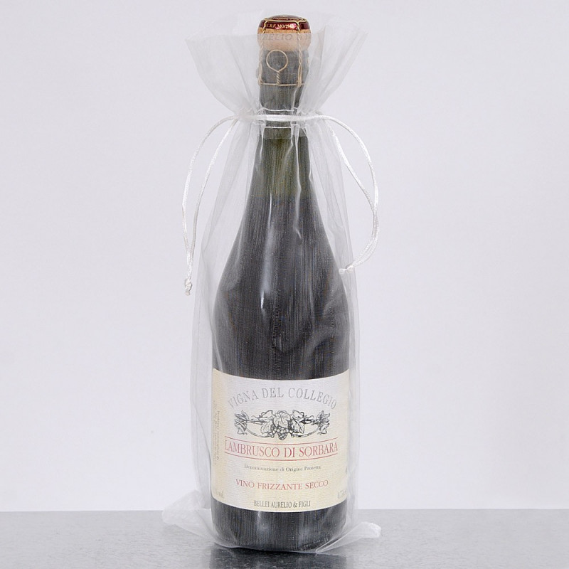 Sacchetti Organza Vino bianco