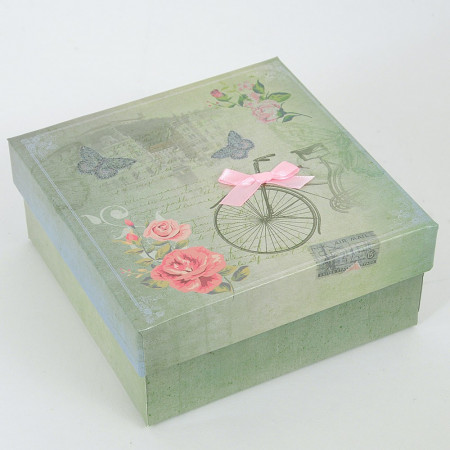 scatola Vintage Bicycle