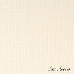 Scatoline Con coperchio Seta Avorio9x9x6
