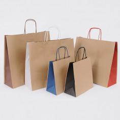 Shopper Eco Bicolor Avana