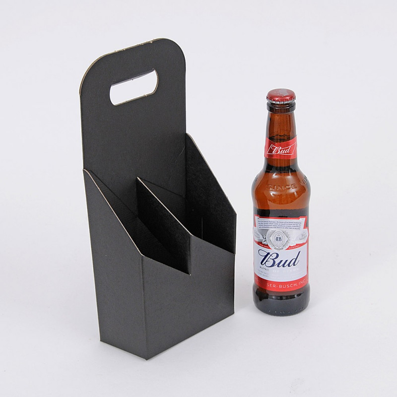 Cestelli Portabottiglie Vino, Olio e Birra 2 bottiglie piccola