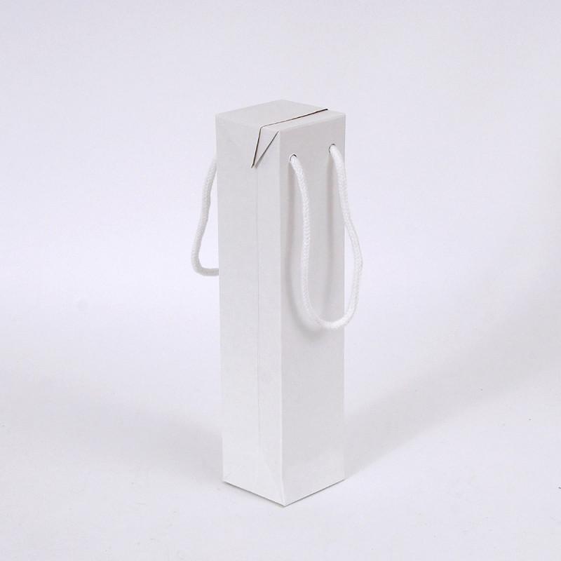 Bag Box bianche bottiglie vino olio
