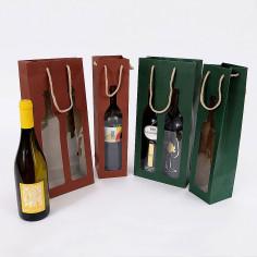 Borse Portabottiglie Vino Linea Wine