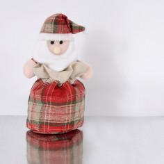 Sacchettino Natale in Cotone