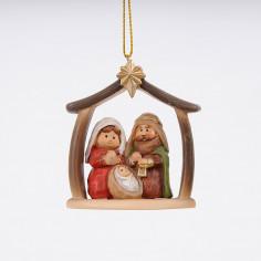 Allestimento Natale: Pendaglio Natività