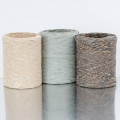 Nastri Rafia multicolor 5mm x 200 Metri