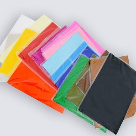 Carta Velina Colorata Risma 500