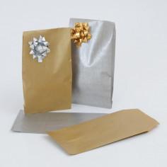 Sacchetti Carta Oro Argento