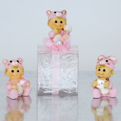 Bamboline Baby Rosa