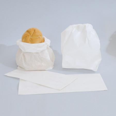 Sacchetto Pane Bianco 100 Pezzi