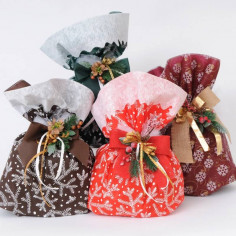 Sacco Portapanettone in TNT