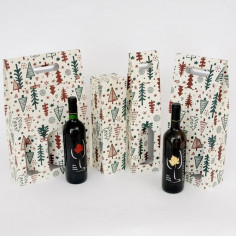 Scatole Vino Christmas Theme