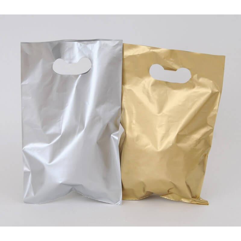 Sacchetti HD60MY Maniglia Fagiolo Metal Silver/Gold