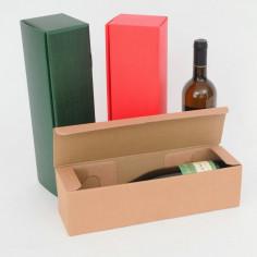 Scatole per Vino Modello Cantinetta 1 Bottiglia