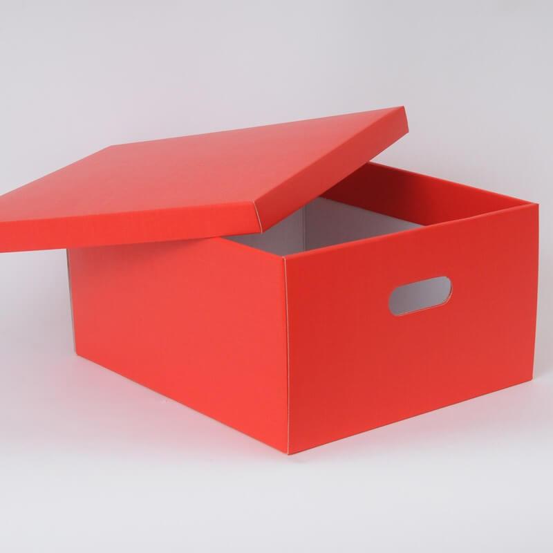 Scatole per armadi plastica contenitori per giocattoli - Ikea scatole plastica trasparente ...
