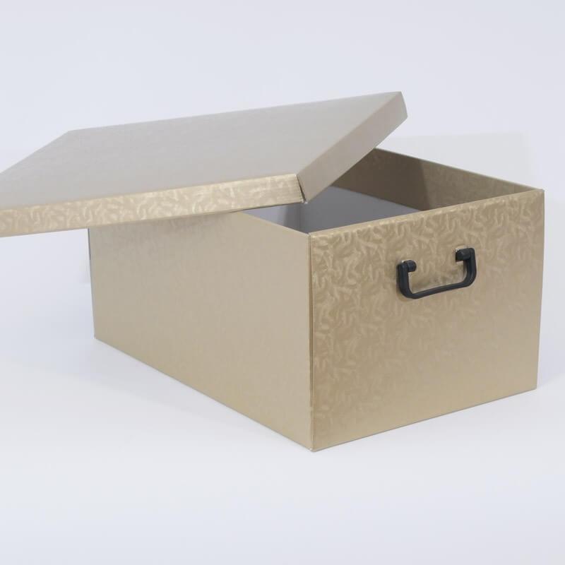 Scatole per armadi plastica beautiful contenitore con - Ikea scatole plastica trasparente ...