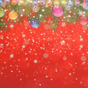 Shopper Carta Natale Decoration