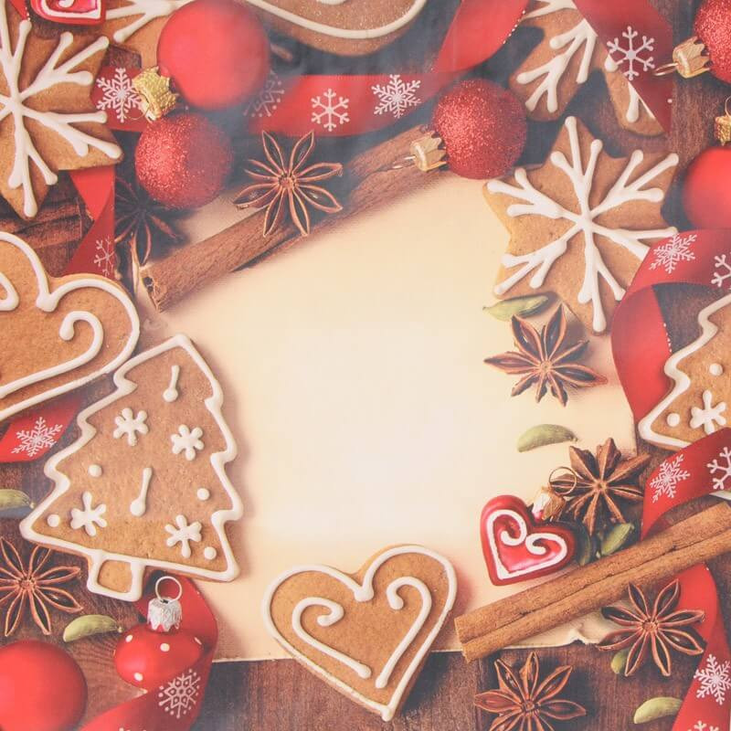 Shopper Carta Natale