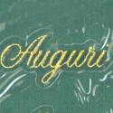 Stickers Auguri Glitterati