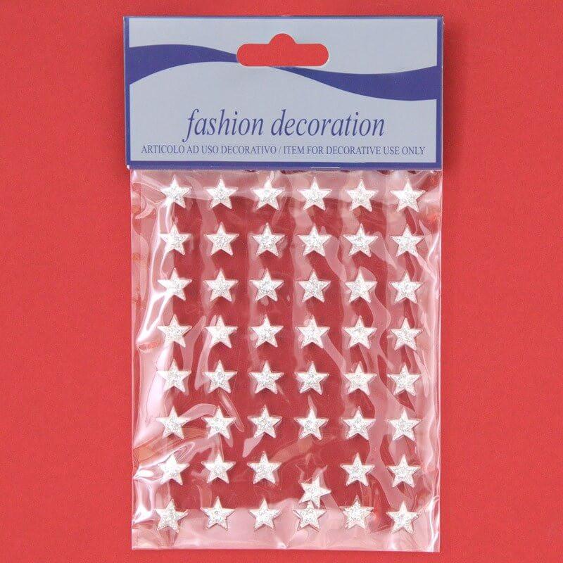 Stickers Stelle Glitter