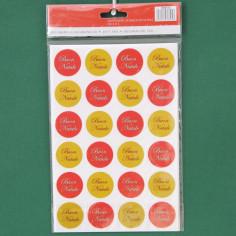Stickers Buon Natale