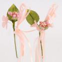 Fiori Bomboniere Rosa