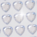 Brillanti: cuore 12 millimetri