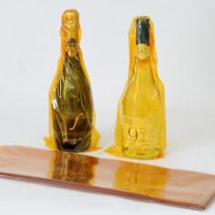 100 Buste in Cello Stampate Fondo Pieno Oro