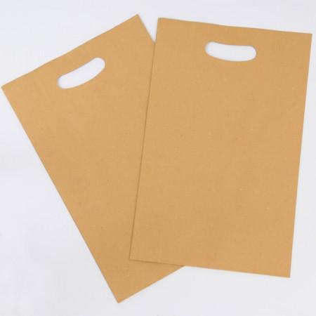 Sacchetti Carta PAGLIA Maniglia fagiolo